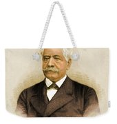 De Lesseps, French Diplomat, Suez Canal Weekender Tote Bag