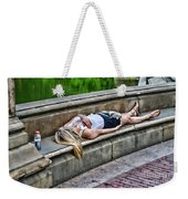 Dead On Arrival  Or  Doa Weekender Tote Bag