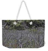 Dead Tree Garden Weekender Tote Bag
