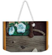 Deadly Nightshade Weekender Tote Bag