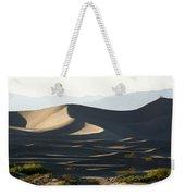 Death Valley Dunes Weekender Tote Bag