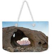 Death Valley Rock Weekender Tote Bag