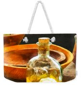 Decanter Of Oil Weekender Tote Bag
