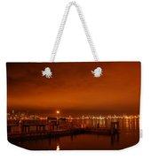 December Daybreak Weekender Tote Bag