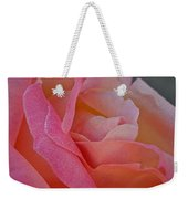 December Rose Weekender Tote Bag