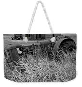 Decline Of The Small Farm No.2 Weekender Tote Bag
