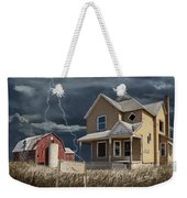 Decline Of The Small Farm Number 6 Version 2 Weekender Tote Bag