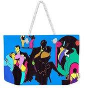 Deco Ads Color Weekender Tote Bag