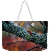 Decorated Branch Weekender Tote Bag