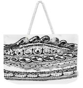 Decorative French Cuisine Weekender Tote Bag
