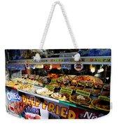 Deep Fried Weekender Tote Bag
