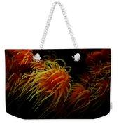 Deep Ocean Coral Polyp Weekender Tote Bag