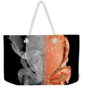 Deep Water Crab X-ray And Optical Image Weekender Tote Bag