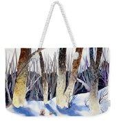 Deep Woods 1 Weekender Tote Bag