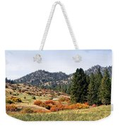 Deerborn Fall Weekender Tote Bag