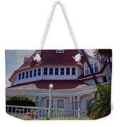 Del Coronado Hotel San Diego  Weekender Tote Bag