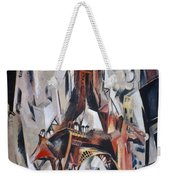Delaunay: Eiffel Tower, 1910 Weekender Tote Bag