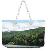 Delaware Water Gap Scenery Weekender Tote Bag