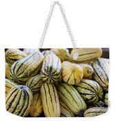 Delicata Winter Squash Weekender Tote Bag