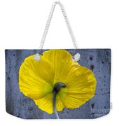 Delicate And Strong Weekender Tote Bag