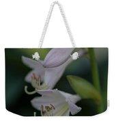 Delicate Lillies Weekender Tote Bag