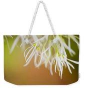Delicate Petals Weekender Tote Bag