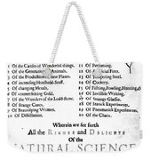 Della Portas Natural Magick, 1658 Weekender Tote Bag