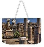 Delos Island Weekender Tote Bag