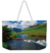 Delphi Fishery, Co Mayo, Ireland Weekender Tote Bag