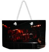 Demon Band Weekender Tote Bag