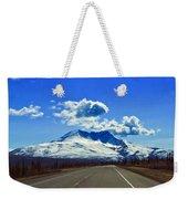 Denali Highway Weekender Tote Bag