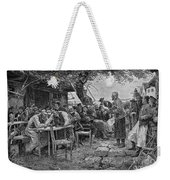 Denmark: Fishermen, 1901 Weekender Tote Bag