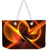 Density Weekender Tote Bag