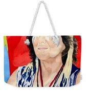 Denzel  Reader Of Palms Weekender Tote Bag