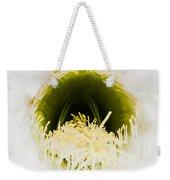 Depths Of The Cactus Flower Weekender Tote Bag