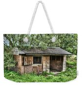Derelict Stable Weekender Tote Bag