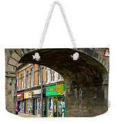 Derry Shops Weekender Tote Bag