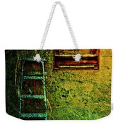 Descend From Pane  Weekender Tote Bag