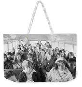 Desegregation: Busing, 1973 Weekender Tote Bag