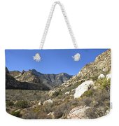 Desert And Mountains Weekender Tote Bag