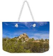 Desert Boulders Weekender Tote Bag