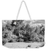 Desert Cloud Bw Palm Springs Weekender Tote Bag