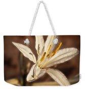 Desert Easter Lily Weekender Tote Bag