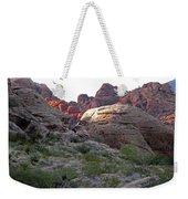 Desert Glow Weekender Tote Bag