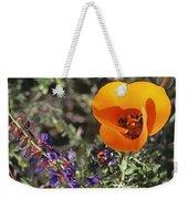 Desert Mariposa Tulip & Coulters Weekender Tote Bag
