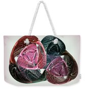 Desert Rose Weekender Tote Bag