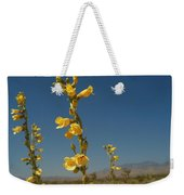 Desert Sweetpea Weekender Tote Bag