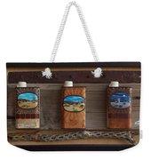 Desert Tryptich Weekender Tote Bag