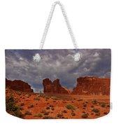 Desert Walls Weekender Tote Bag