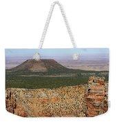Desert Watch Tower View Weekender Tote Bag